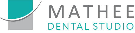 Mathee Dental Studio Logo